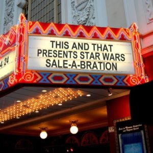 Star Wars Sale-a-bration May 4th